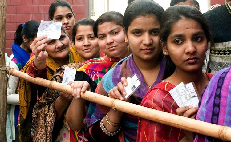 Karnataka Election Commission sets up pink polling booths to woo women voters