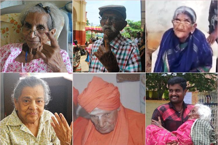 100-plus and still exercising their right to vote Meet Ktakas awesome centenarians