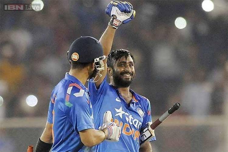 We need to back Rayudu till 2019 World Cup Virat Kohli