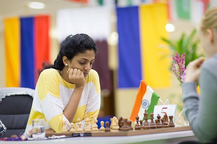 The chess Grandmaster who loves watching TV soaps meet the jovial Harika Dronavalli