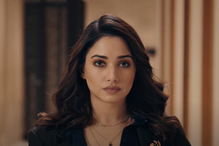 Tamannaah looks fierce in the teaser of '11th Hour'.