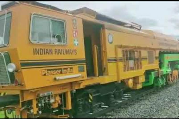 The speed limit for trains in many sections in and near Bengaluru has been increased from 100 kmph