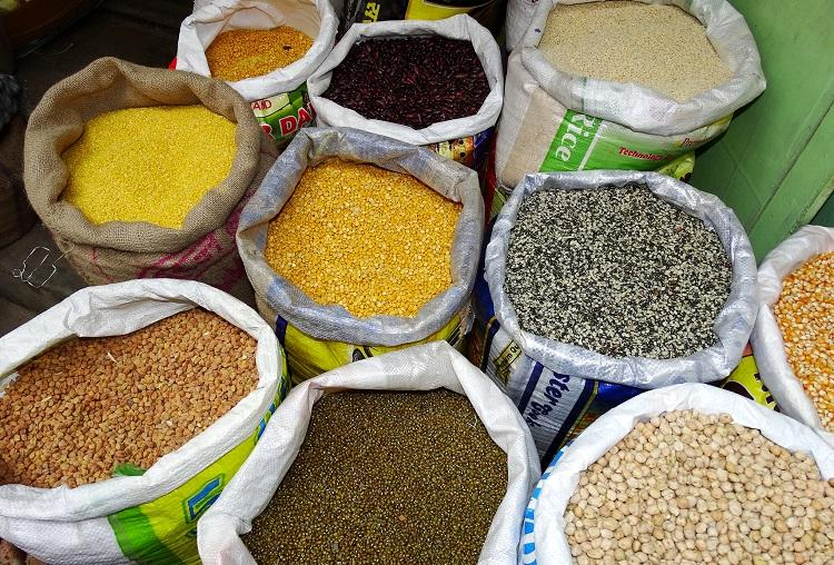 Pulses too expensive Rs 56 crore worth pulses seized from Kalaburagi hoarders in three days