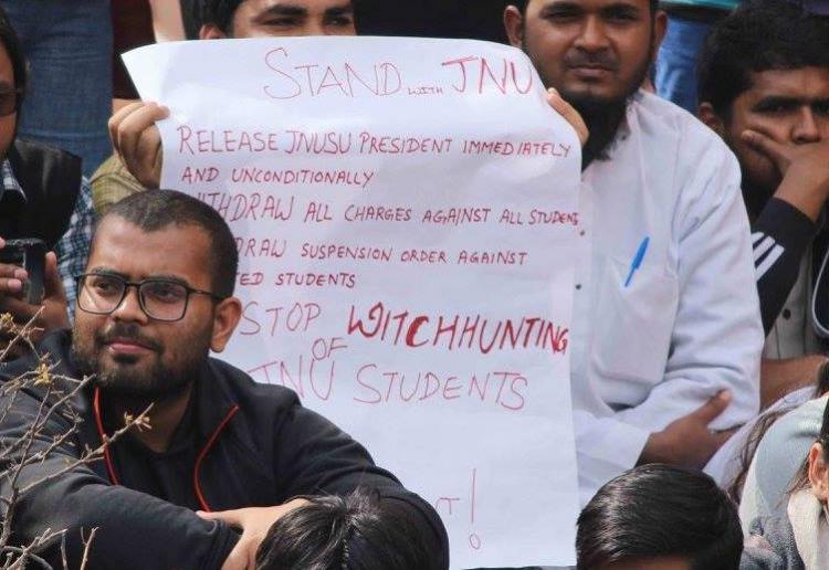 We cant be mouthpiece of such a govt three ABVP leaders resign post stinging letter