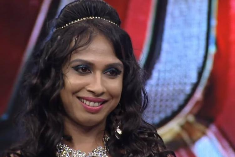 Malayalam television reality show gets a transgender contestant on board