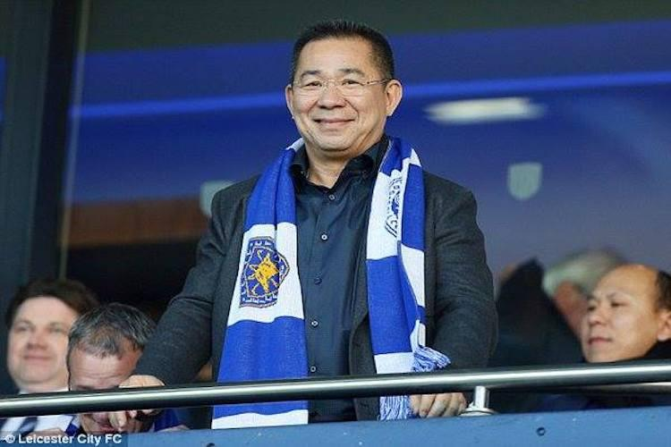 Leicester City Football Club owner confirmed dead in chopper crash