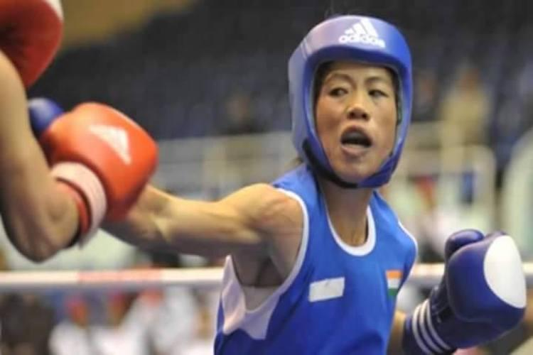 Four Indians led by Mary Kom enter medal round of womens Boxing Worlds