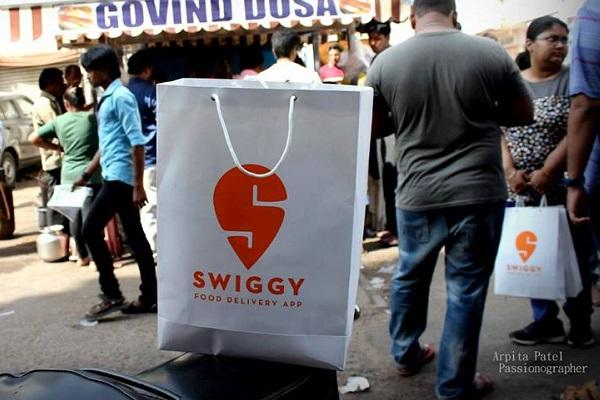 Swiggy in talks to raise 200 million funding from Naspers and Tencent