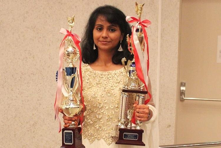This 24-year-old Chennai womans whistling won her the world championship