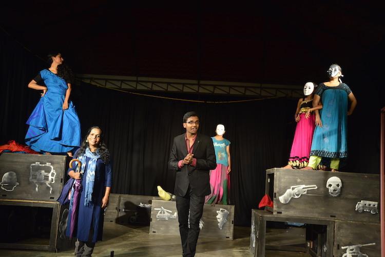Meet Sudhi and Rajarajeswari pioneers who run a womens theatre group in Kerala