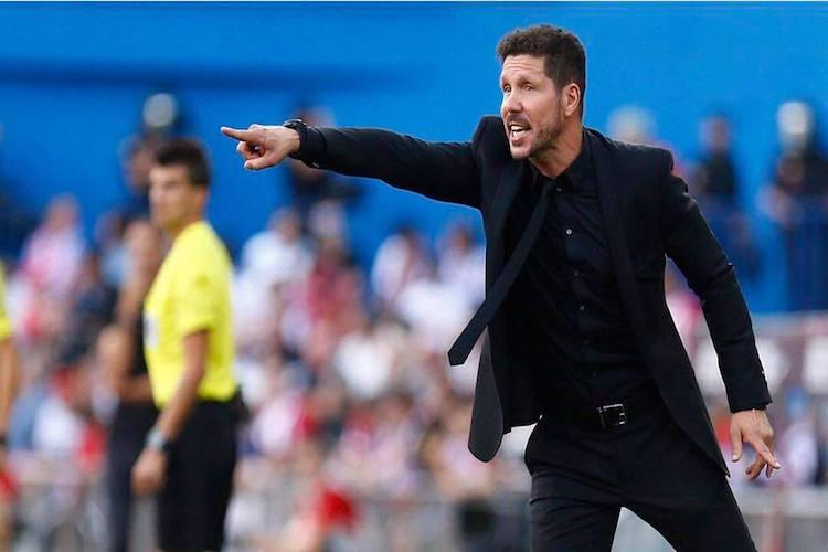 The team is getting better Atletico coach says squad improving after rocky start