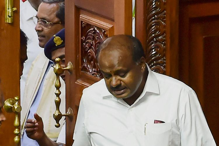 Live blog Will the floor test in Karnataka Assembly happen today