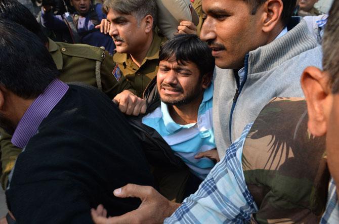 Kanhaiyas medical reports shows he was injured in attack