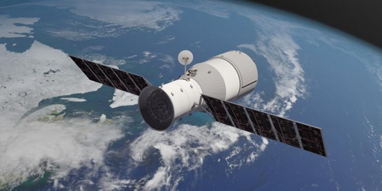 Chinas space station to crash back to Earth this weekend Heres all you need to know