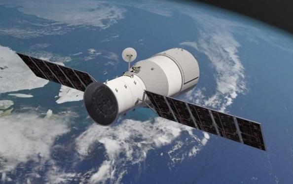 Chinas space station Tiangong-1 re-enters Earths atmosphere