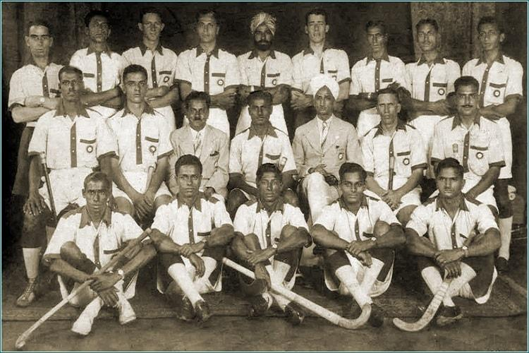 Reliving Indian hockeys glory days On this day in 1928 India won its first Olympic gold