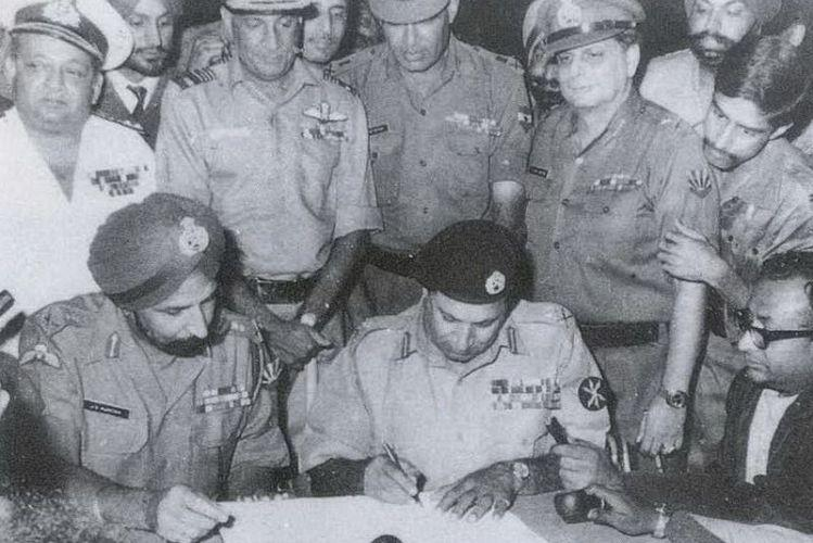 Remembering the 1971 India-Pakistan War and the liberation of Bangladesh