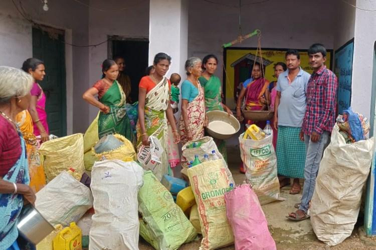 1kg rice for 1kg plastic How a Telangana district plans to eliminate single-use plastic
