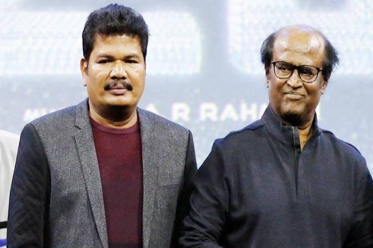 Cant imagine the franchise without Rajinikanth Shankar on 20 sequel