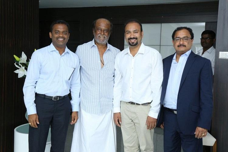 Rajinikanths 20 being postponed again Makers rubbish reports