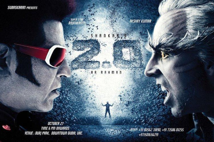 Piracy website Tamil Rockers releases Rajinikanth's '2 0', despite