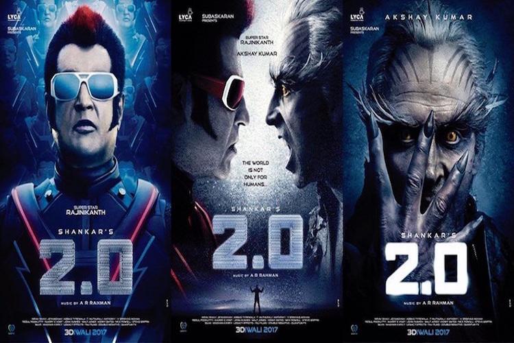 NVR Cinemas to distribute Rajinis 20 in Andhra Telangana