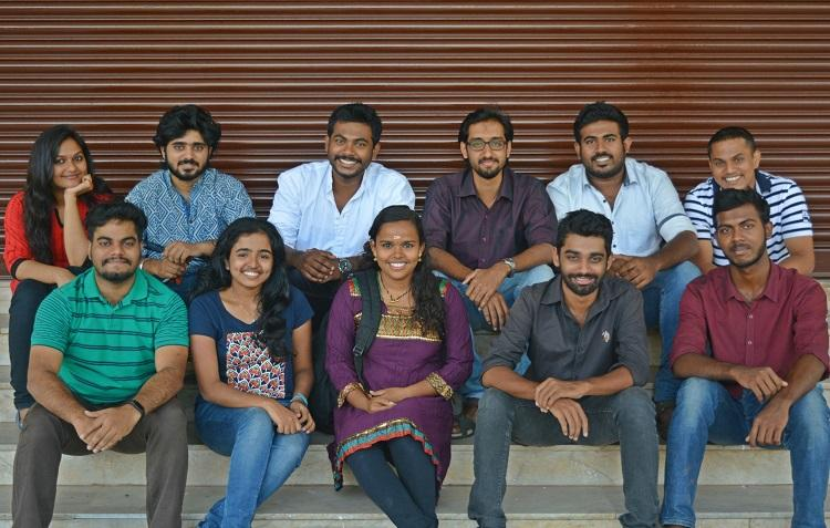 Building from waste These young Kerala engineers recycle plastic waste into bricks
