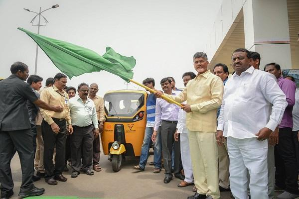 AP govt deploys e-autos for waste disposal becomes first state in India to do so