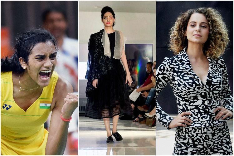 Ten times Indian women totally owned 2016
