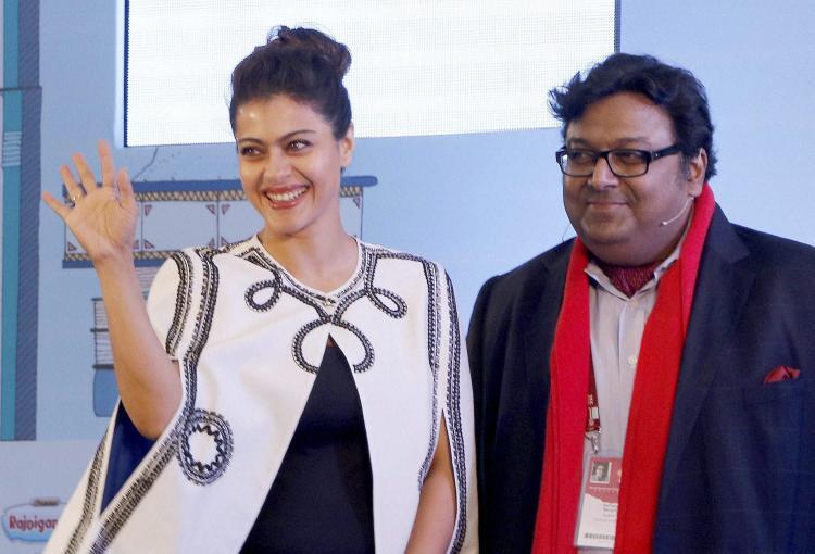 No intolerance in Bollywood says Kajol