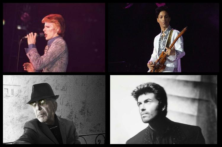 They may be gone but their music remains undying The musicians we lost in 2016