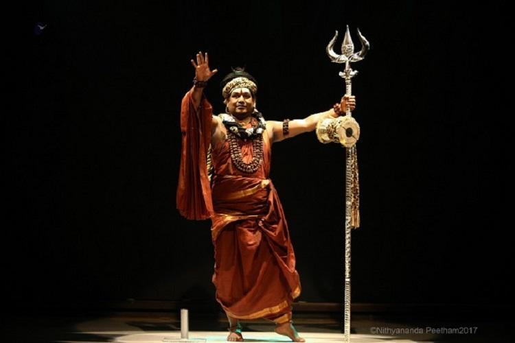 Nithyananda ashram raided managers arrested on allegations of child abuse kidnap