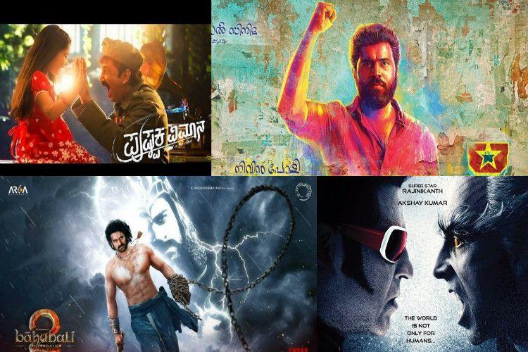 The biggies of 2017 South Indian films fans can look forward to this year