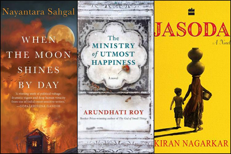 fiction novels by indian authors