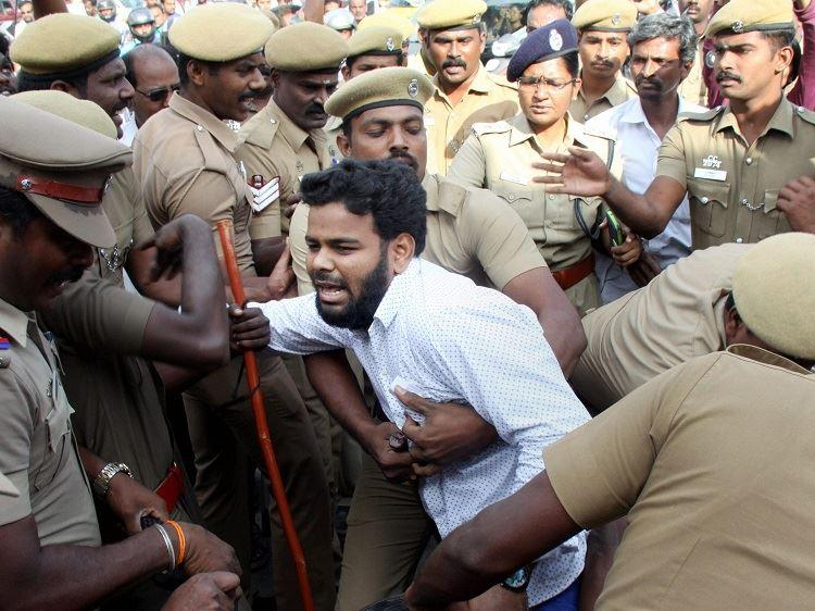 Live Blog Victory for jallikattu protesters TN Assembly amends PCA Act