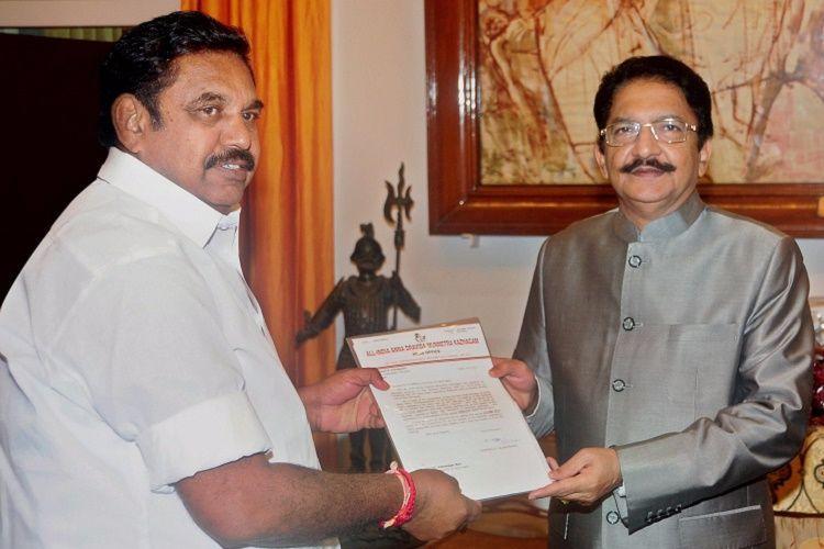 Edappadi Palaniswami to be sworn in as CM can he prove majority