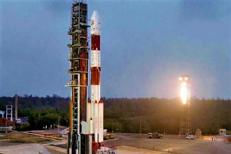 India launches its 100th satellite in space Cartosat-2 successfully deployed in orbit