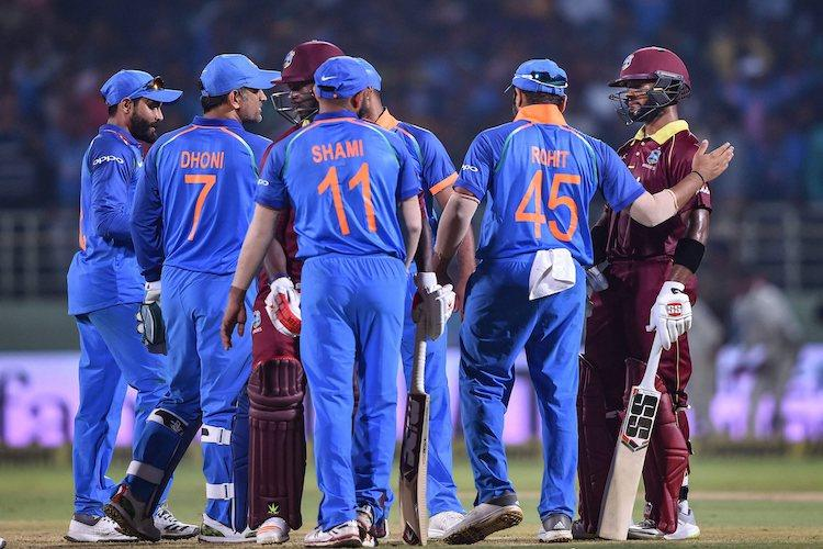 India and West Indies finish even after an enthralling last-ball thriller