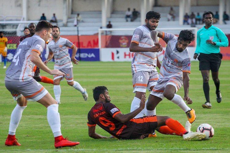 I-League Chennai City beat Gokulam to claim top spot