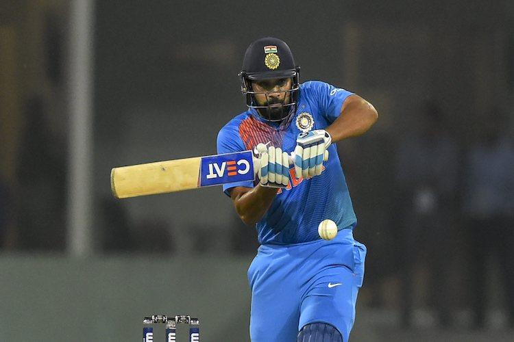 Rohit Sharmas sparkling ton spurs India to 71-run win over West Indies series win