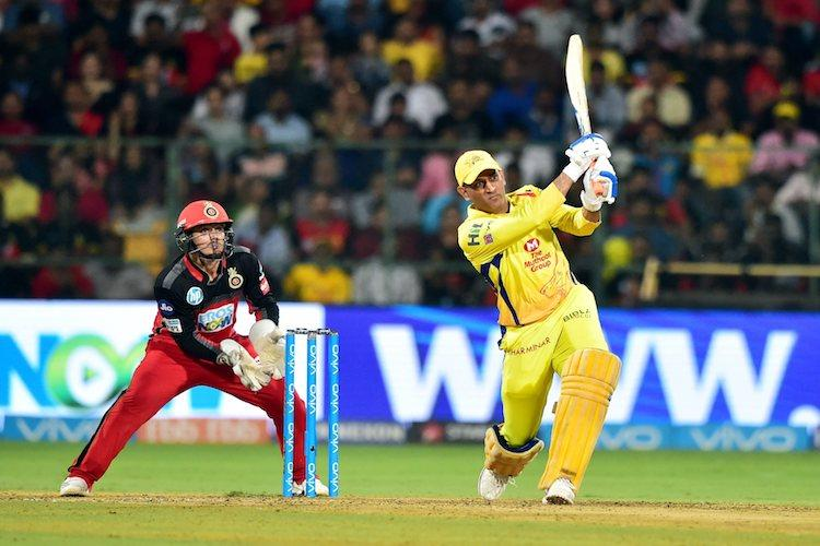Captain Cool Dhoni Rayudu power CSK to 5-wicket victory over RCB