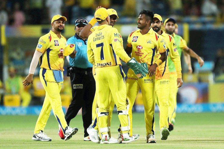 IPL Watson Dhoni star as Chennai beat Delhi
