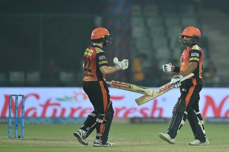 Pants ton in vain as Sunrisers Hyd thrash Delhi Daredevils by 9 wickets