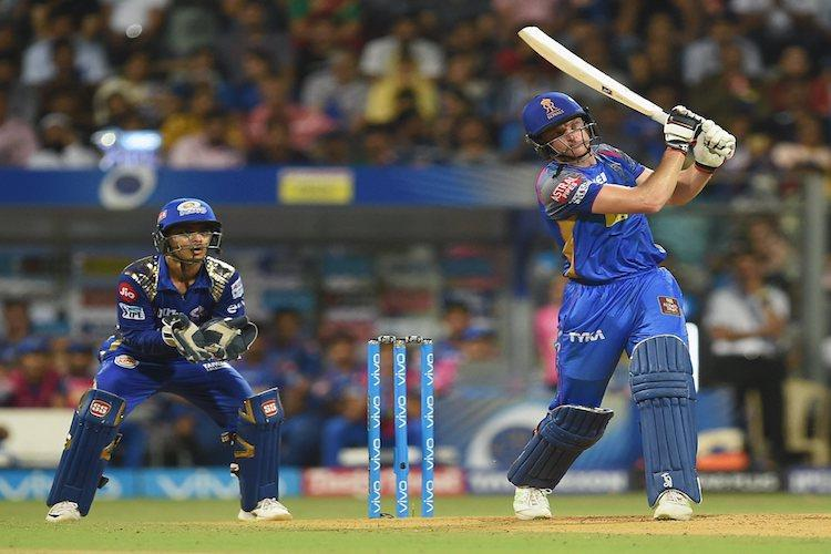 Buttlers unbeaten 94 guides Rajasthan to seven-wicket victory over Mumbai