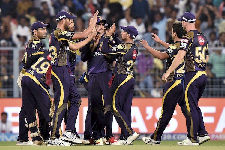All-round show helps KKR beat Rajasthan Royals to reach Qualifier 2