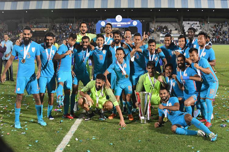 So proud our support will always be with you Wishes pour in for Indian football team