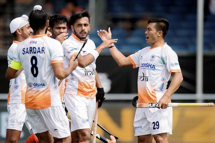 India beat Olympic champs Argentina in Champions Trophy clash