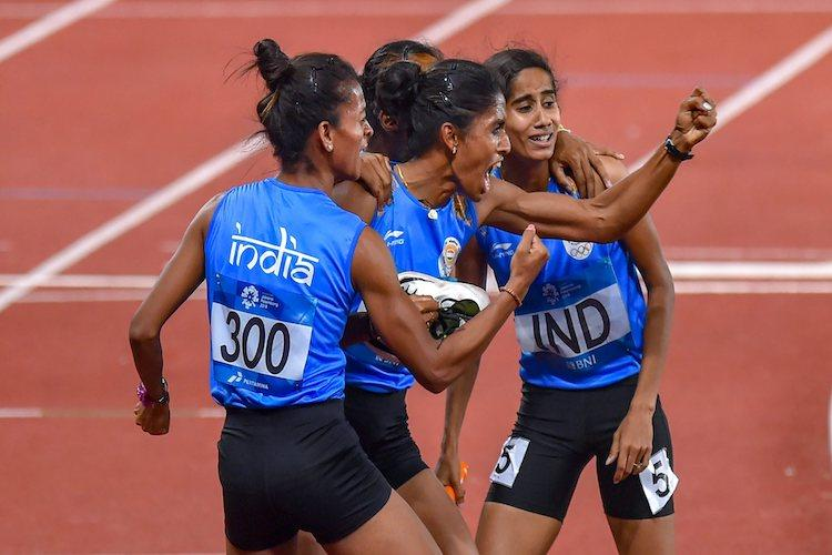 Asian Games  Indian Athletes Put Up Best Ever Show Since