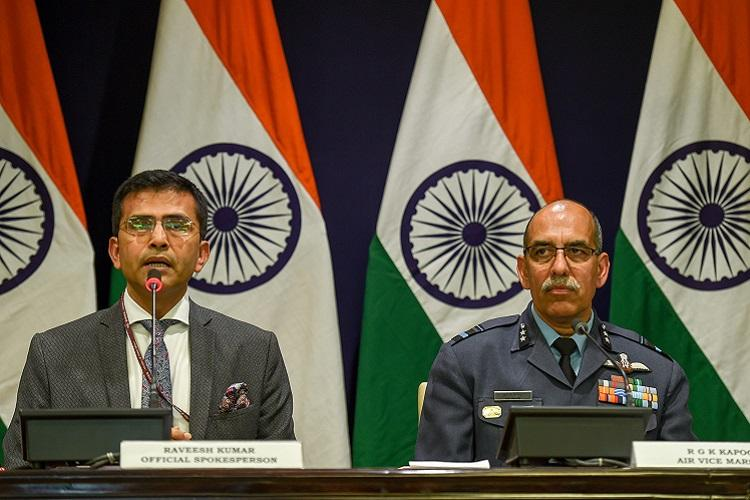 1 IAF pilot missing in action says India Pak claims Wing Commander Abhinandan in custody