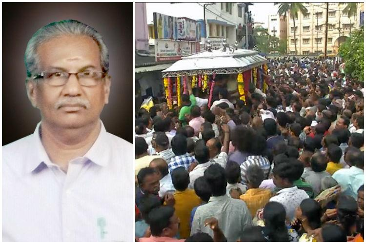 Thousands gather for funeral of '20-rupees doctor', the man who
